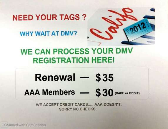All Smogs DMV Registration Renewal Coupon